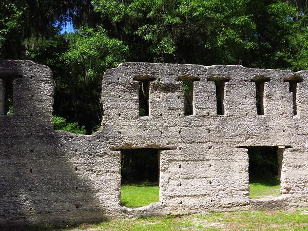 McIntosh Tabby Ruins, St  Marys, Georgia (7)