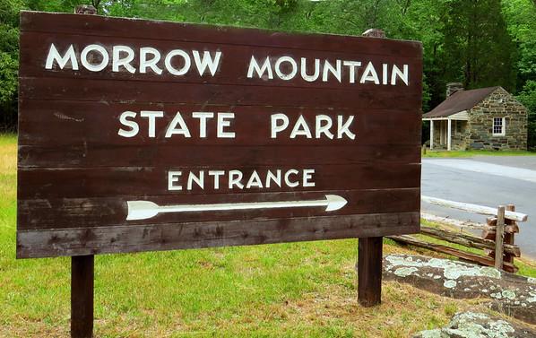 Morrow Mtn , SP, NC (1)