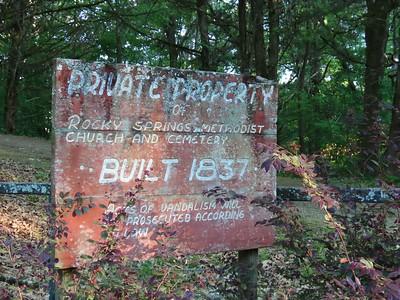 Rocky Springs Cemetery, MS (1)