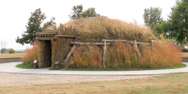 Knife River Indian Villages, ND  (2a)