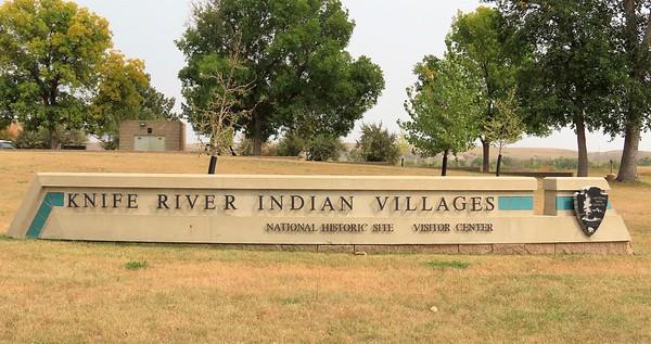 Knife River Indian Villages, ND (1)