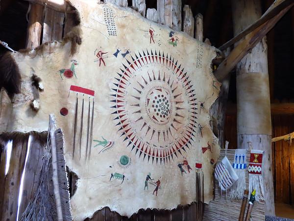 Knife River Indian Villages, ND  (3a)