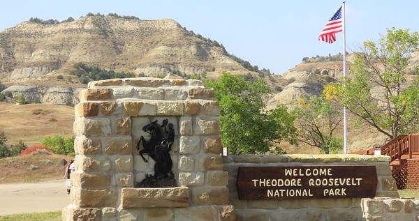 Theodore Roosevelt NP, ND (2)