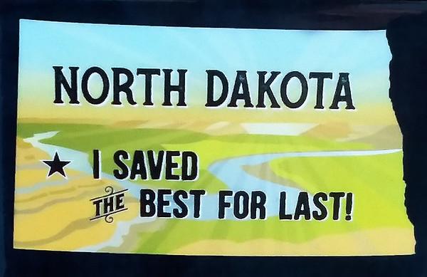 Mission Accomplished North Dakota!