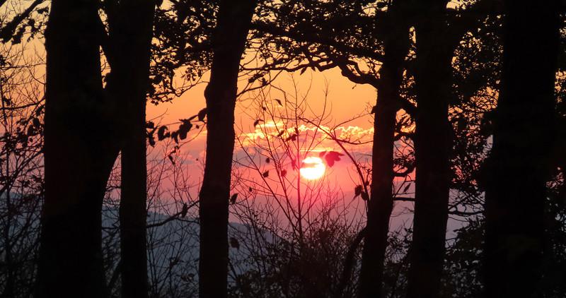 Loft Mountain Campground, Shenodoah NP, VA