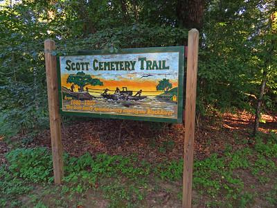 Old Davidsonville SP, AR (Scott Cemetery) (1)