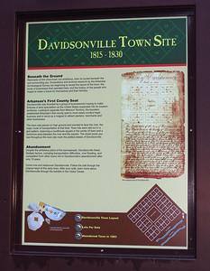 Old Davidsonville Historic Site, AR (1)
