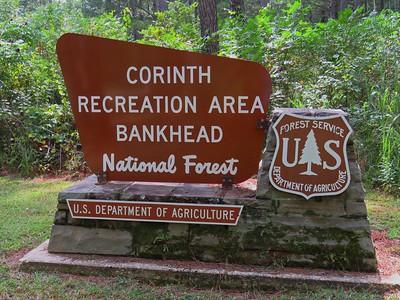 Corinth Rec  Area, AL (1)
