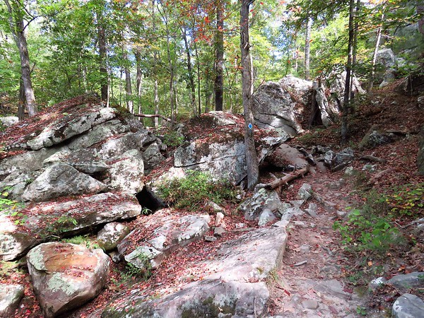 Seven Hollows Trail, Petit Jean SP, AR (40)