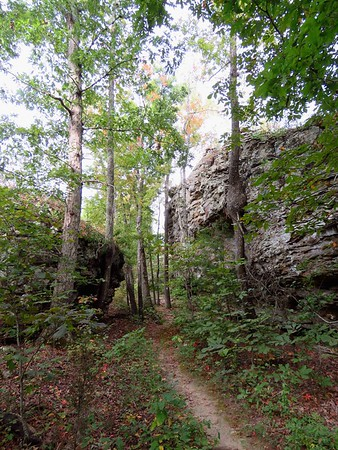 Seven Hollows Trail, Petit Jean SP, AR (14)