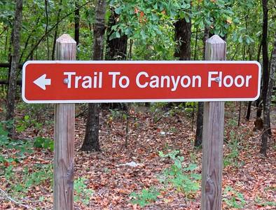 Providence Canyon SP, Lumpkin, GA (2)