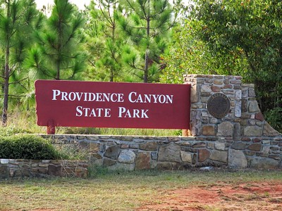 Providence Canyon SP, Lumpkin, GA (1)