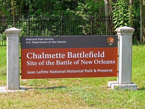Chalmette Battlefield, LA (1)