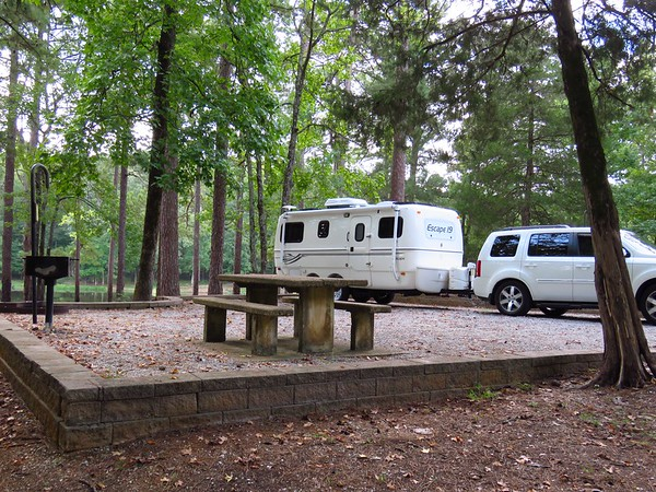 Choctaw Lake Rec  Area, Brookville, MS (8)