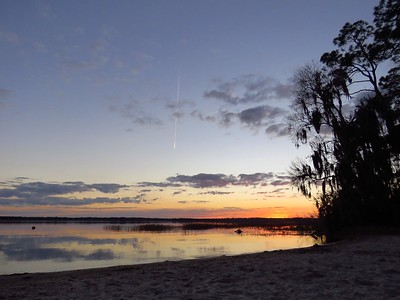 Sunset (Ocean Pond Cpgr ), FL (10)