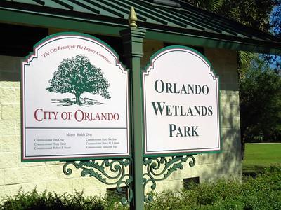 Orlando Wetlands Park, Orlando, FL (1)