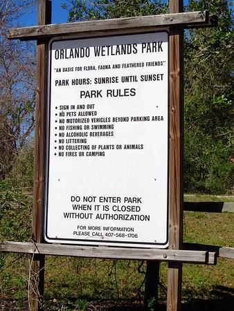 Orlando Wetlands Park, Orlando, FL (2)