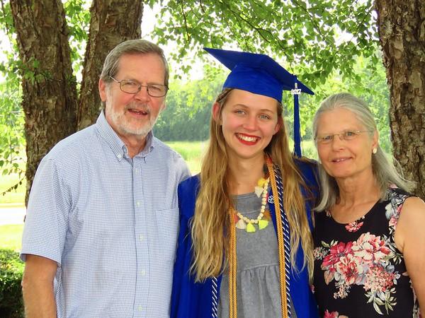 Camden, NC Graduation (3)