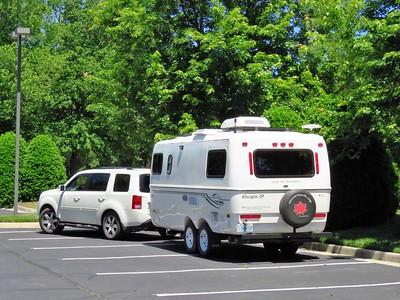 OTR to Camden, NC (Comfort Suites, Glen Alen VA)