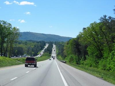 OTR to Cumberland Gap NHP, VA (2)