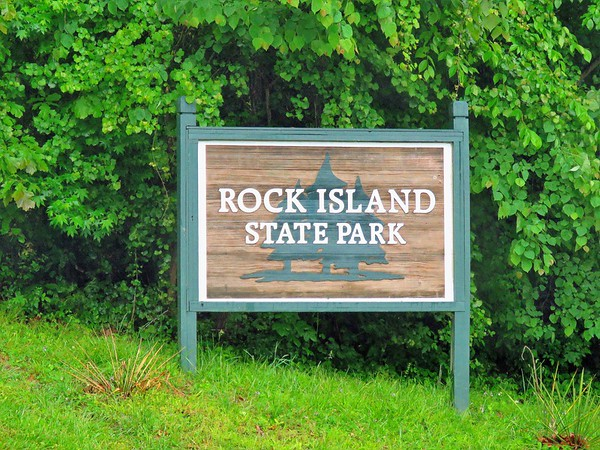 Rock Island SP, TN (1a)