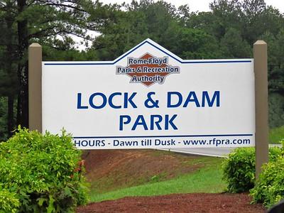 Rome-Floyd Lock & Dam, GA  (1)