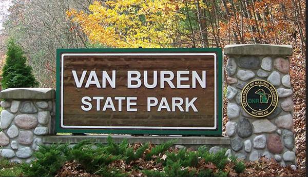 Van Buren SP, MI (1)