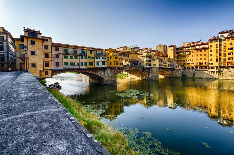 Ponte Vecchio Medieval bridge, Florence/Firenze