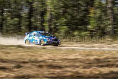 Cams Australian Rally Championships - Eureka Rally