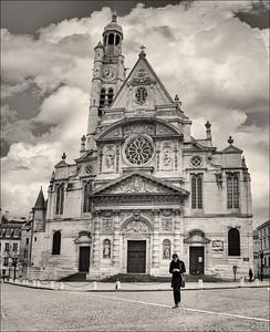 Paris: Saint-Étienne-du-Mont
