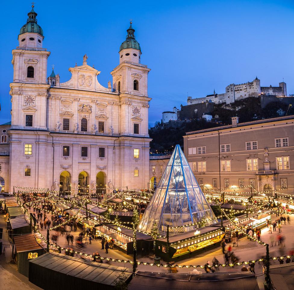 Salzburg Christmas Market (Christkindlmarkt)