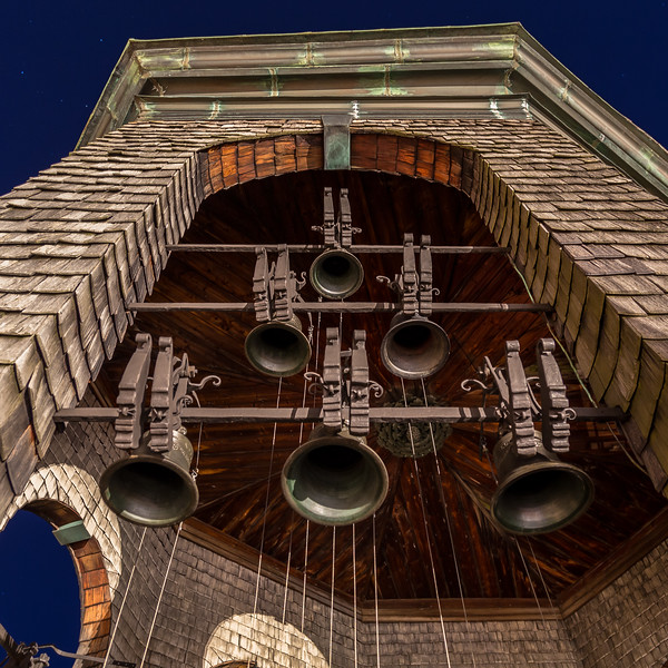 Bells on a Bell Tower