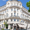 Coffee Shops and Buildings in Vienna