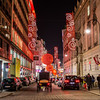 Rotenturmstrasse and a Fiaker, Vienna