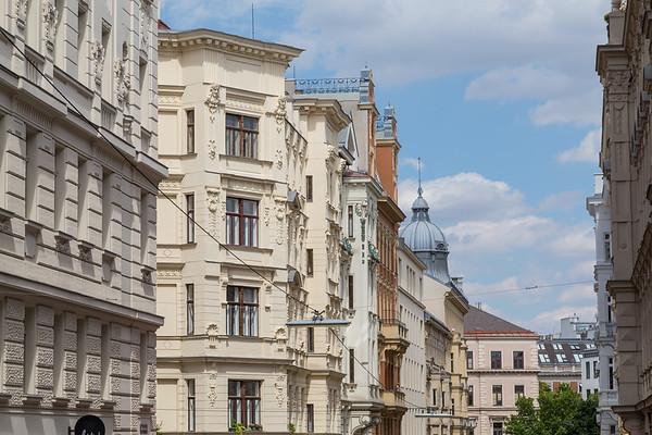 Buildings in Vienna