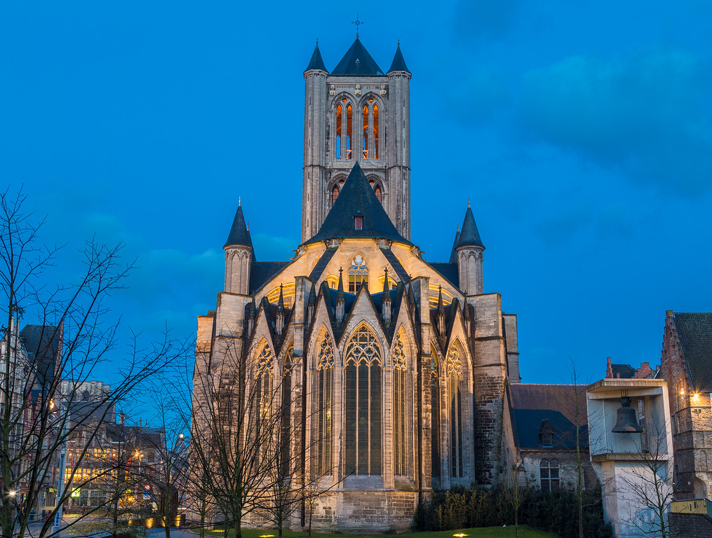 Saint Nicholas' Church in Ghent