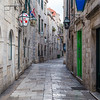Streets of Dubrovnik Old Town