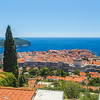 Dubrovnik Old Town in the Summer