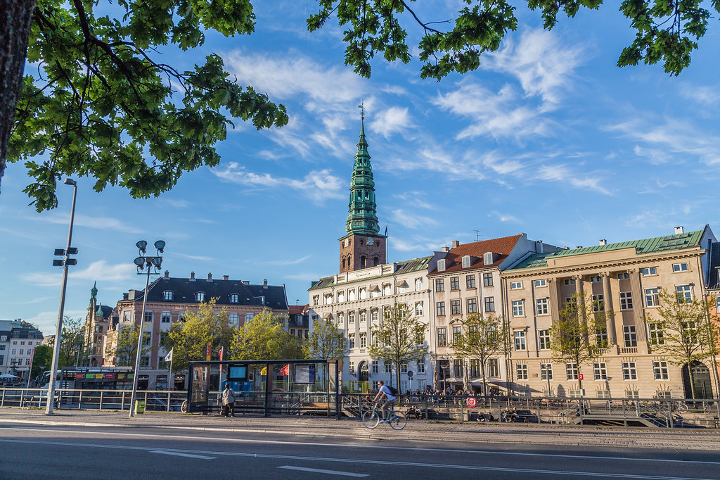Buildings and architecture in Copenhagen