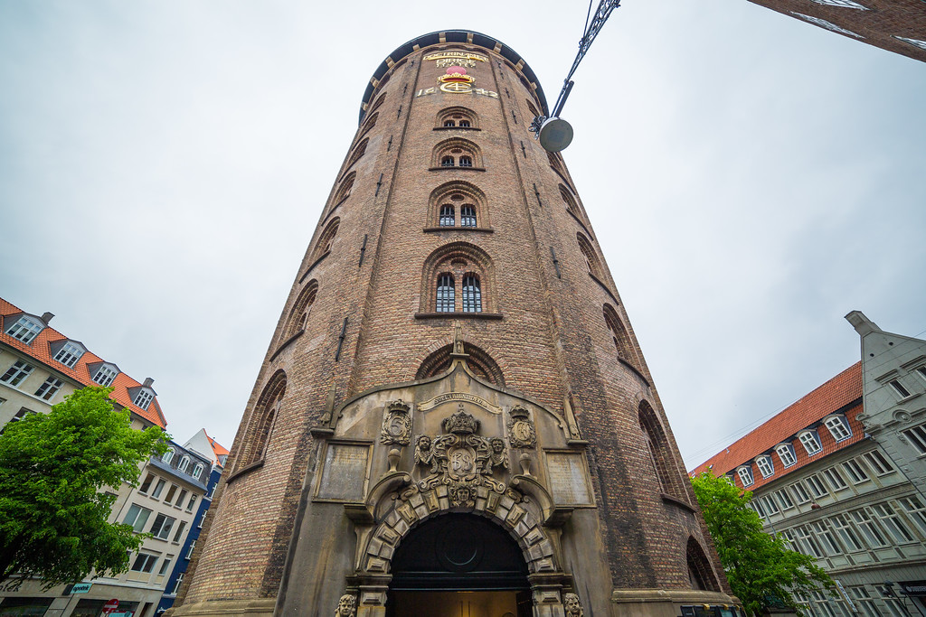 Round Tower in Copenhagen