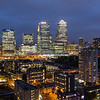 Canary Wharf and East London