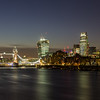 London City and Tower Bridge