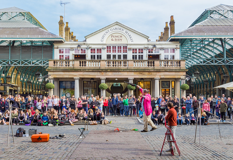 Covent Garden Entertainer