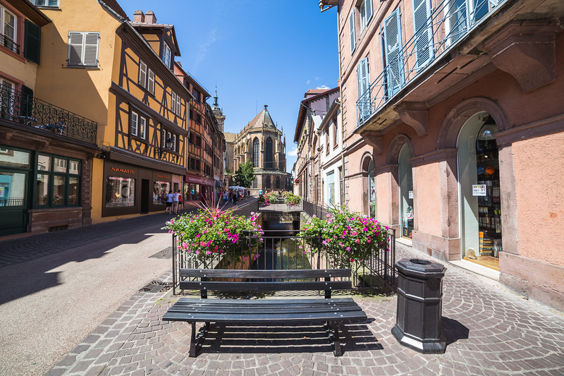 Old Town Colmar
