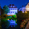 River Lauch and Little Venice in Colmar