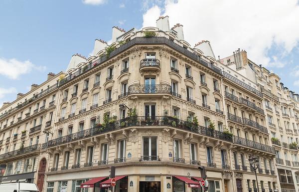 Architecture in Paris