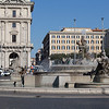 The Fountain of the Naiads on Piazza della Repubblica