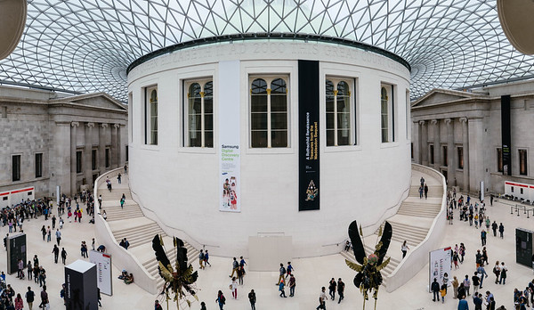 Great Hall, The British Museum