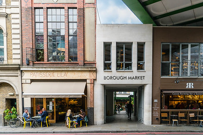 Borough Market, South Bank