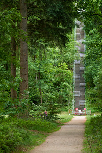 Kroller Muller Museum,  De Hoge Veluwe National Park, NL